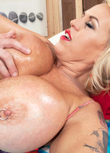 Shannon Blue's first XXX - Shannon Blue and Max Dyor (97 Photos) - 50 Plus MILFs