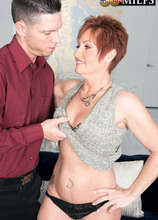 Ruby O'Connor's first time - Ruby O'Connor and Tyler Steel (59 Photos) - 50 Plus MILFs