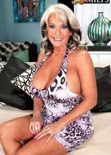 Ride, Sally, ride! - Sally D'Angelo and Rocky (52 Photos) - 50 Plus MILFs