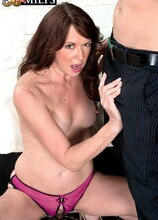 The second time's the charm - Nicky White and Levi Cash (49 Photos) - 50 Plus MILFs