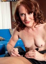 Carolyn Takes The Plunge! - Carolyn Khols and Juan Largo (55 Photos) - 50 Plus MILFs