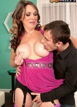 All In The Family - Lydia South and Ivan Nukes (47 Photos) - 50 Plus MILFs