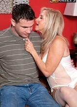 The Joys Of Anal Sex - Connie McCoy and Shane (46 Photos) - 50 Plus MILFs