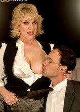 Thar She Blows! - Sindy and Andy Mann (70 Photos) - 50 Plus MILFs