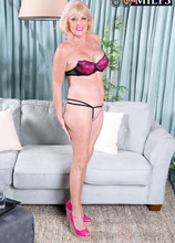 A granny with crotchless panties - Scarlet Andrews (72 Photos) - 60 Plus MILFs