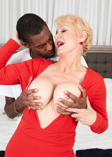 Newcomer Seka Black fucks a BBC - Seka Black and Jonathan Morgan (90 Photos) - 60 Plus MILFs